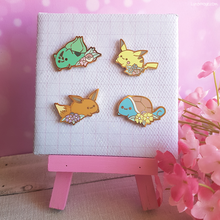 Load image into Gallery viewer, Nugget Enamel Pins