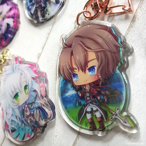 Trails of Cold Steel Charms