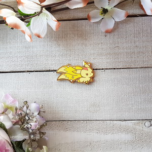 FF Creatures JRPG Cuties Enamel Pin