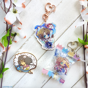 Final Fantasy Magical Girl Candy Bag Charms