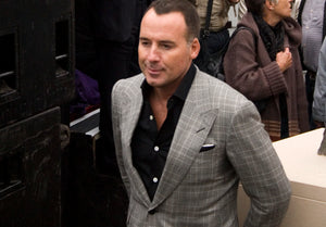 Style Inspiration from David Furnish