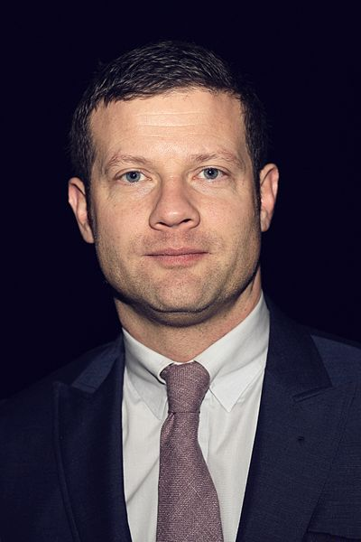 Style Inspiration from Dermot O'Leary