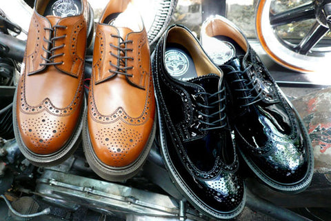 Sanders and Sanders Full Brogues