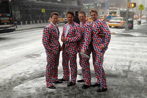 Sochi Outfits