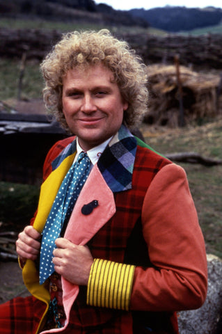 Doctor Who - Colin Baker