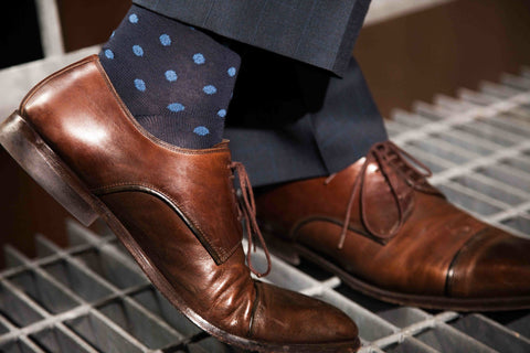 Statement Socks with Shoes