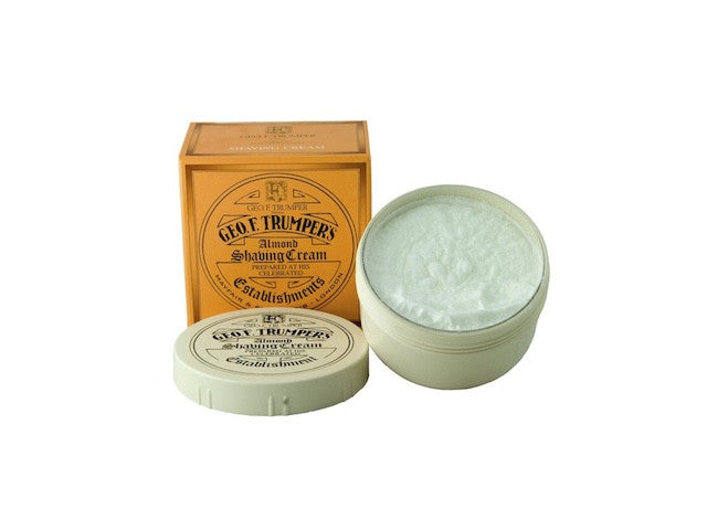 Almond Shaving Cream Pot - 200g
