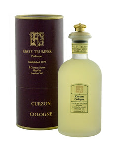 Curzon Cologne - 100ml Glass Crown Bottle