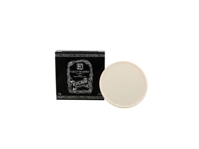 Eucris Hard Shaving Soap Bowl Refill - 80g