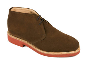 Harry Snuff Suede