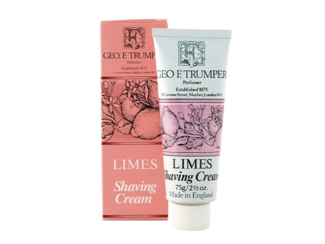 Extract of Limes Soft Shaving Cream Tube - 75g