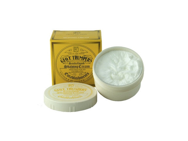 Sandalwood Shaving Cream Pot - 200g