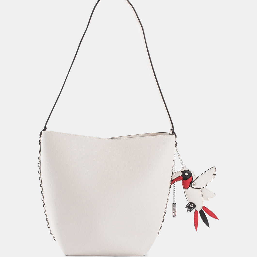 Joanel - Parrot Pink Collection Hobo Bag