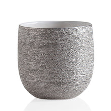 Load image into Gallery viewer, Spun Textured Pot/Planter