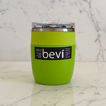 Load image into Gallery viewer, Bevi Insulated Tumbler with Lid