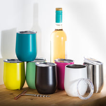 Load image into Gallery viewer, Bevi Insulated Wine Tumbler