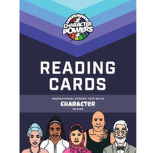 Load image into Gallery viewer, Character Powers Reading Cards
