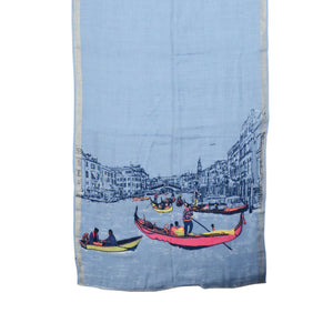 Destination Scarf - Venice