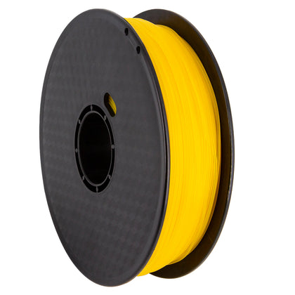 Filament PLA Premium JAUNE TRANSPARENT - 1Kg / 1.75mm