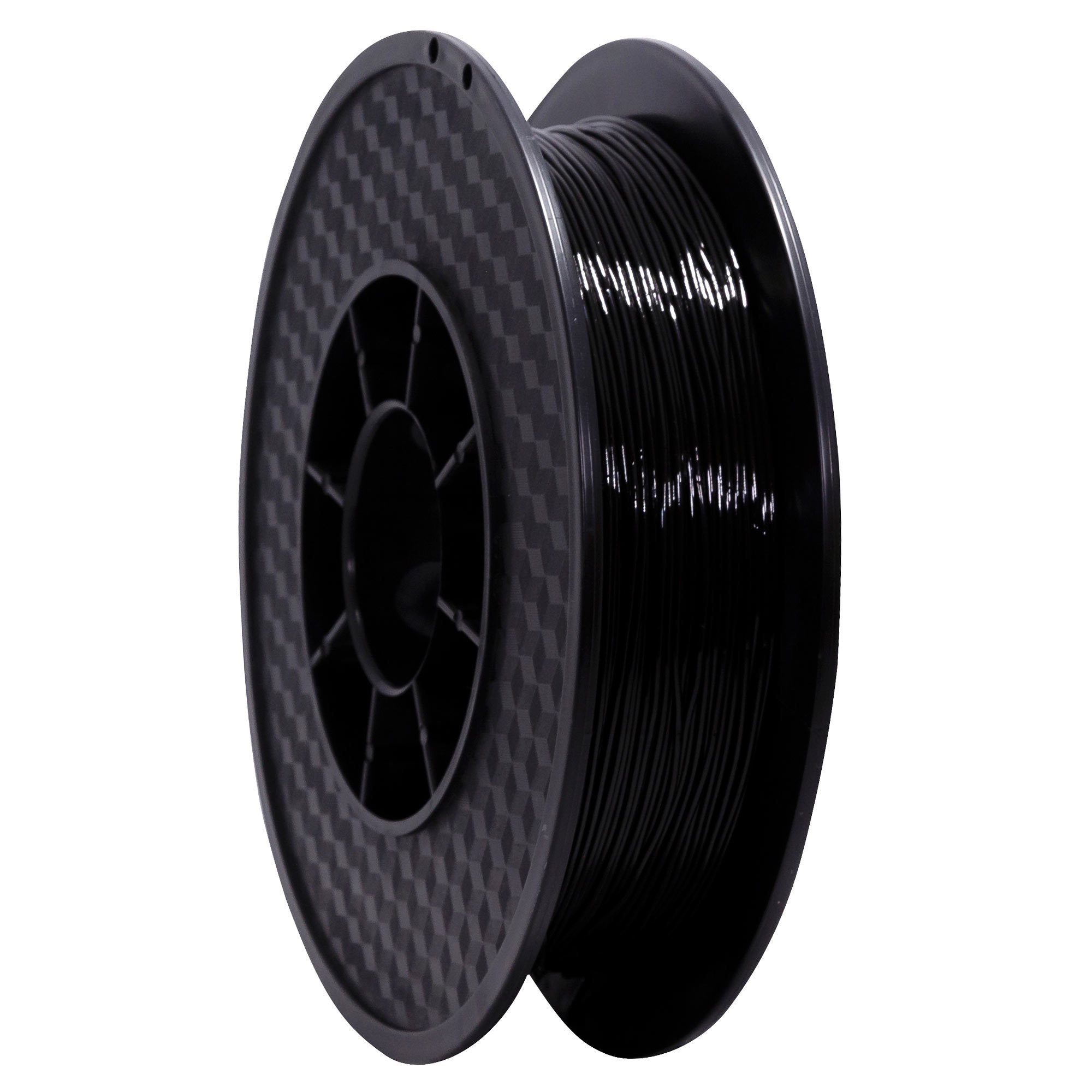 Filament TPU flexible Noir 64D Premium - 1.75mm, 0.5 Kg