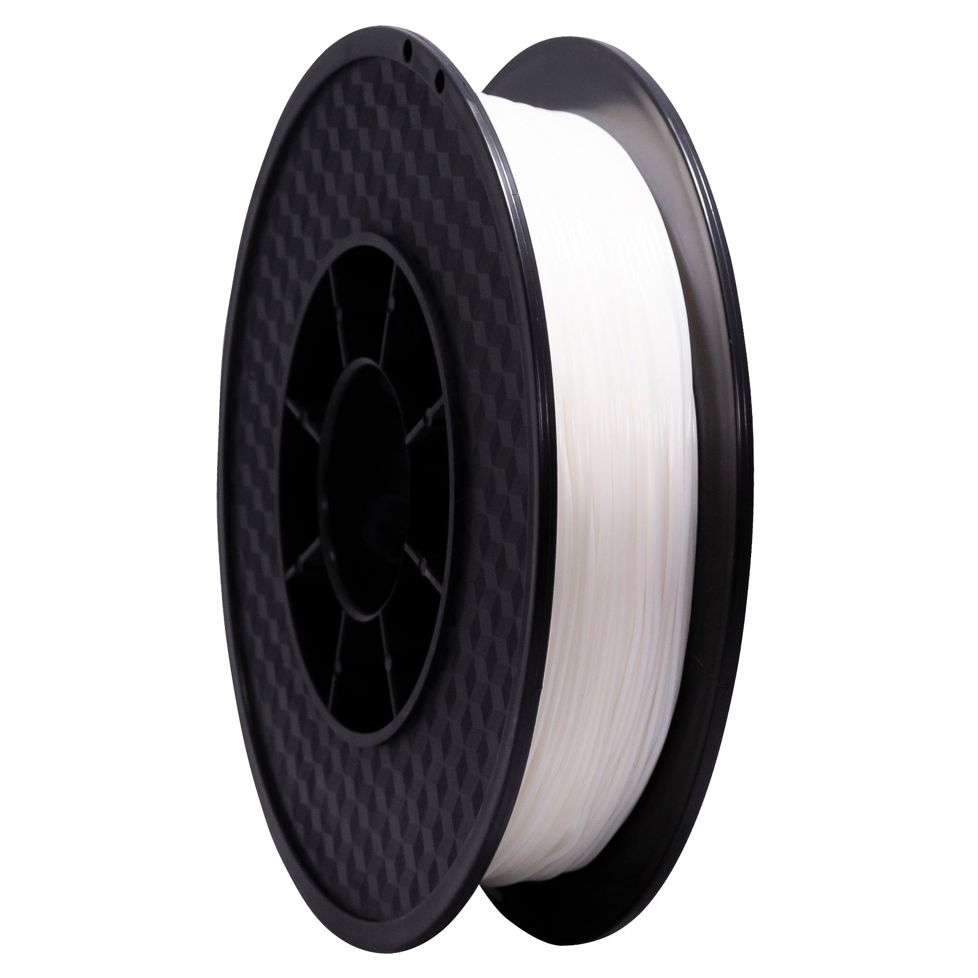 Filament TPU flexible Blanc 64D Premium - 1.75mm, 0.5 Kg
