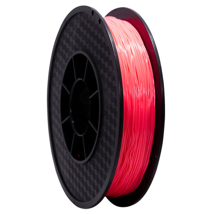 Filament TPU flexible Rose 95A Premium - 1.75mm, 0.5 Kg