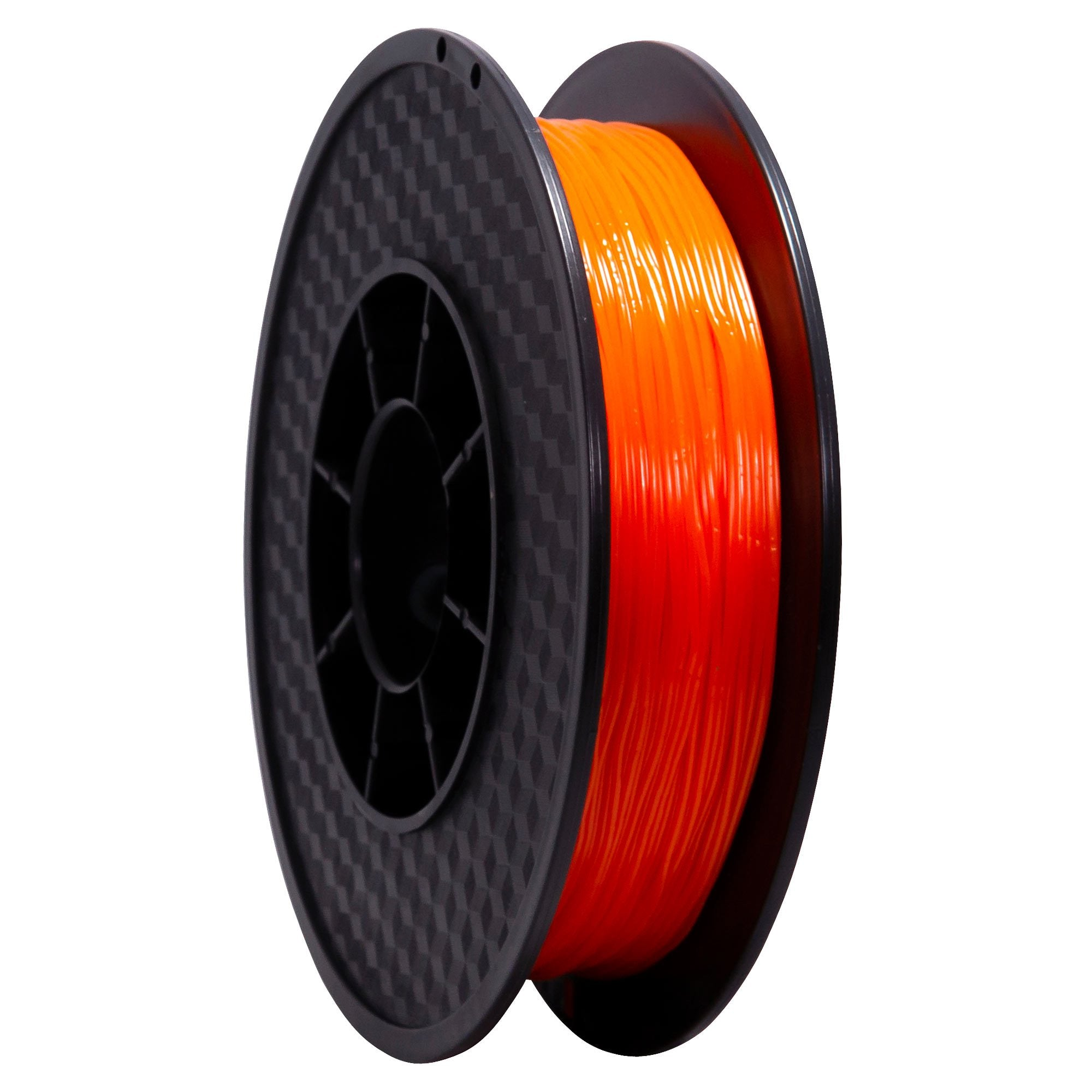 Filament TPU flexible Orange 95A Premium - 1.75mm, 0.5 Kg