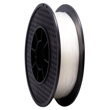Filament TPU flexible Transparent 95A Premium - 1.75mm, 0.5 Kg