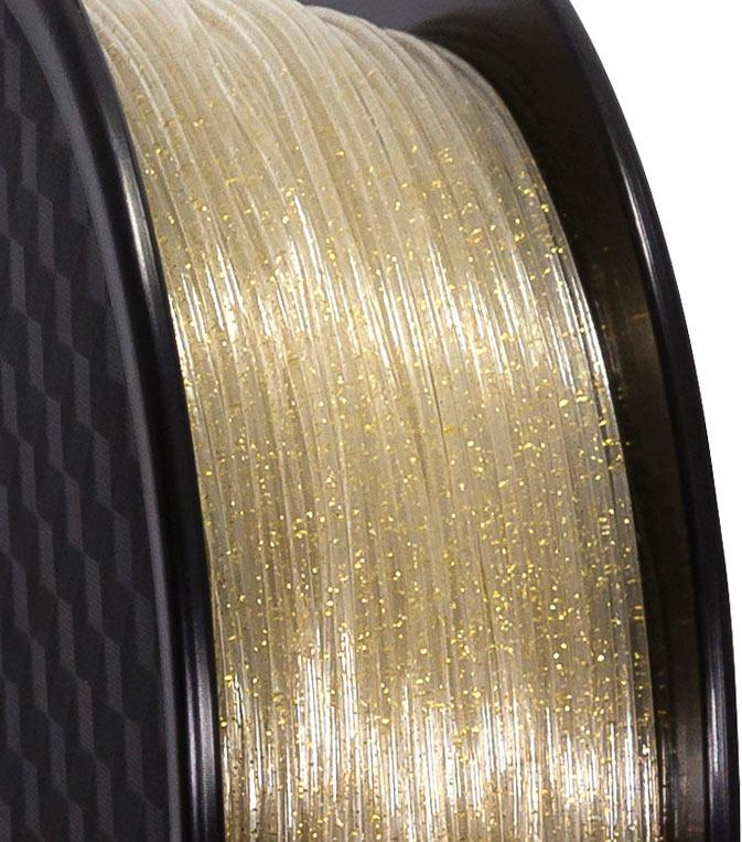 Filament PET Constellation Transparent Premium - 1.75mm, 1 Kg