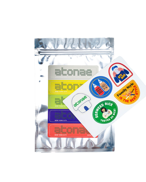 atonae sticker set