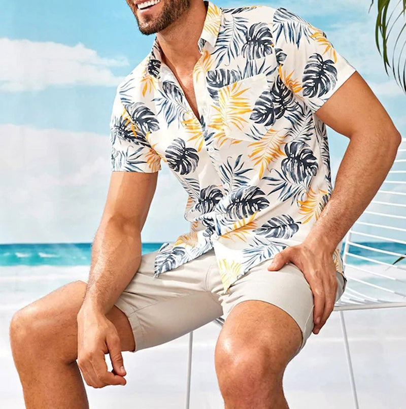 Camisa Curta Hawaii 2