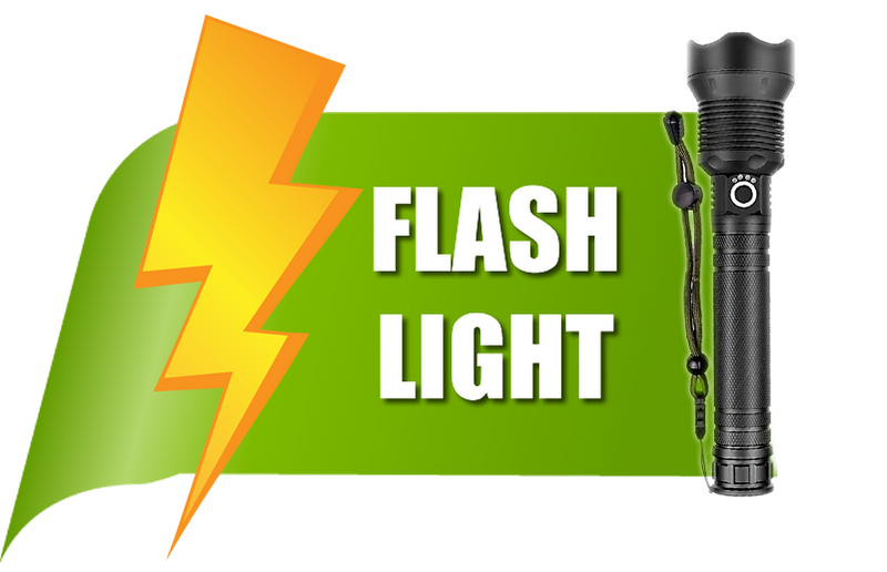Flash Light (Cód. 15875419)