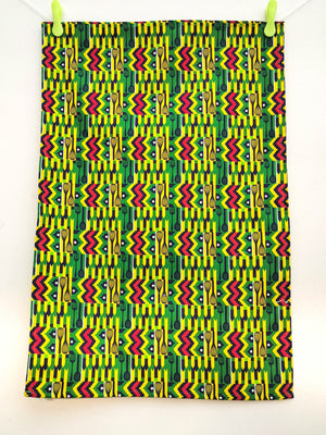 TEA TOWEL FANTE KENTE