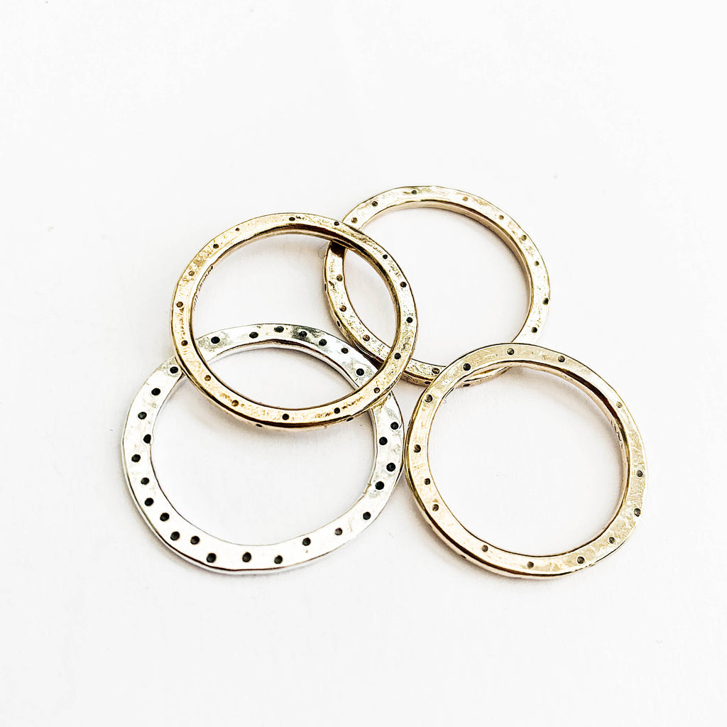 Dotty Rings