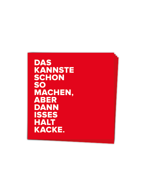 KANNSTEMACHEN Mini-Sticker