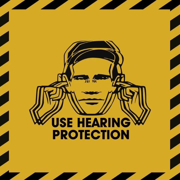 Use Hearing Protection: Factory Records 1978-79
