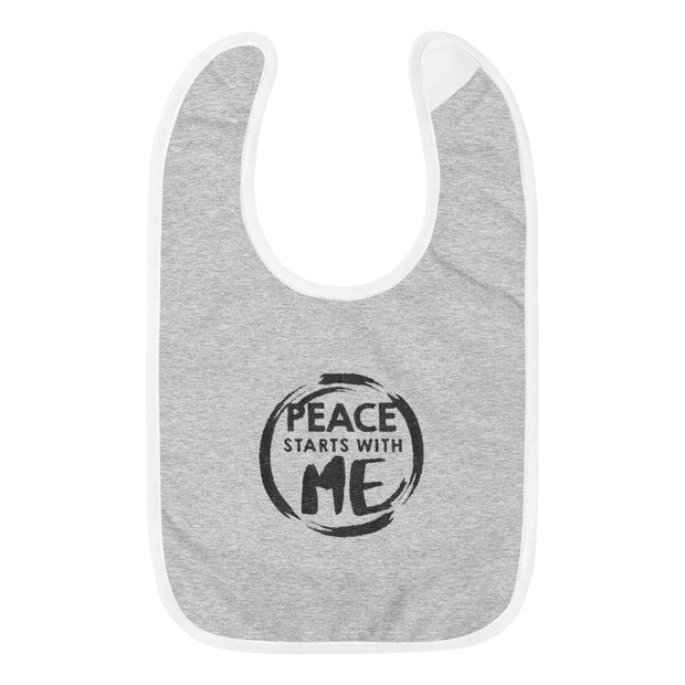 Baby Embroidered Bib