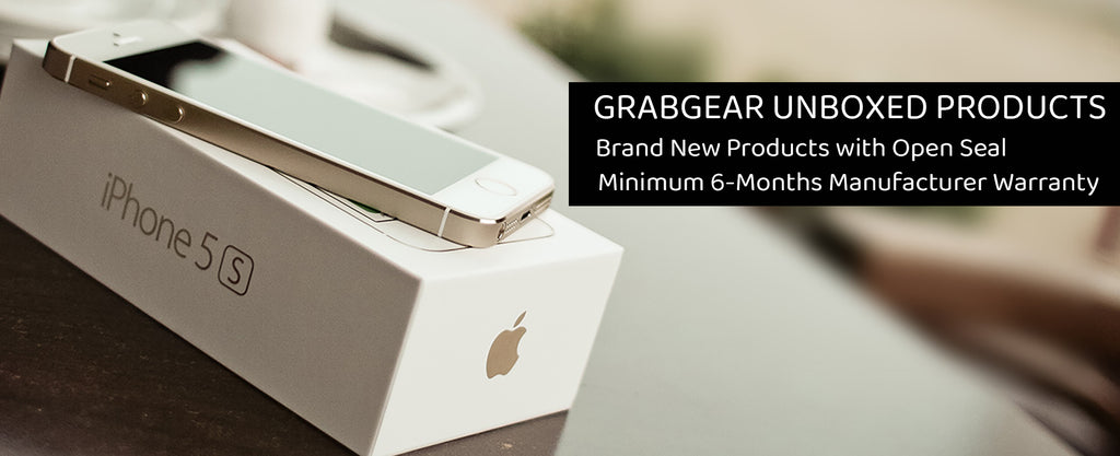 Grabgear Unboxed Products