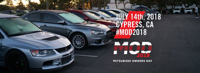 Mitsubishi Owner Day - West Coast
