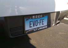 Load image into Gallery viewer, CT Lancers License Plate Frame