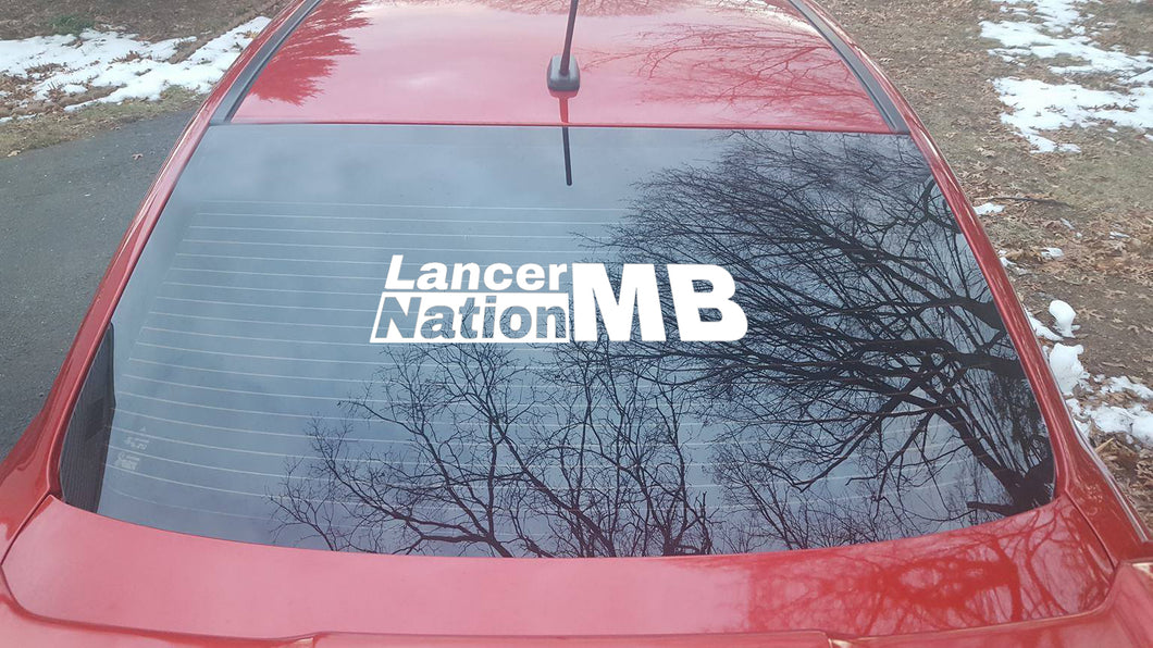MB Lancers (Canada) Banner
