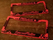 Load image into Gallery viewer, LancerNation License Plate Frames