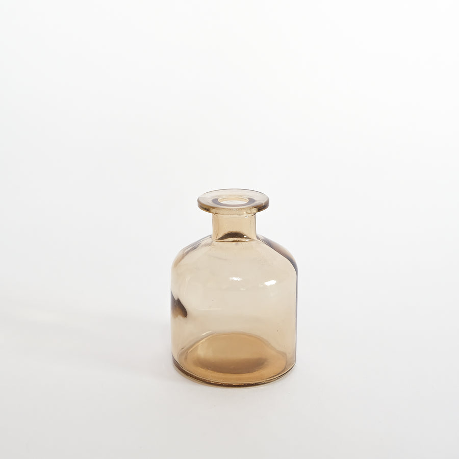 Glass Belly Vase