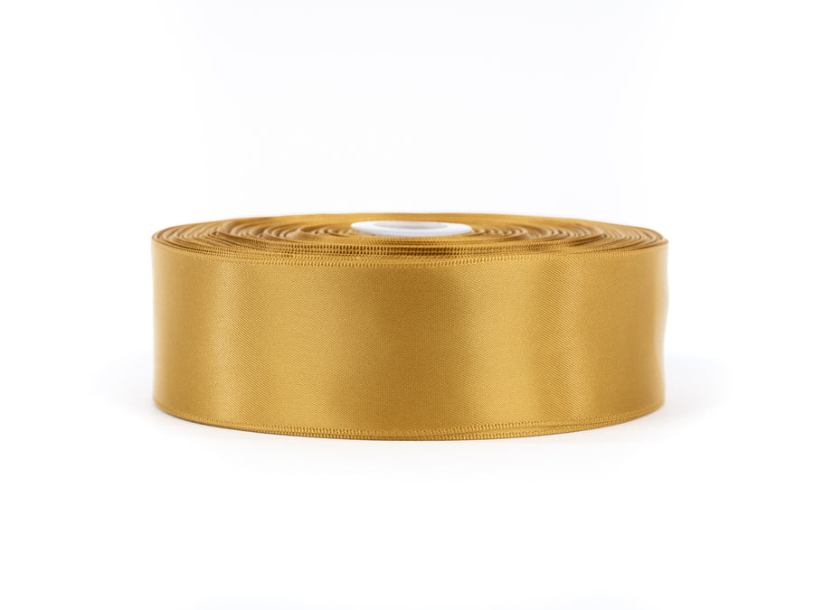 50 Yards x 4cm Width Double Sided Satin Ribbon