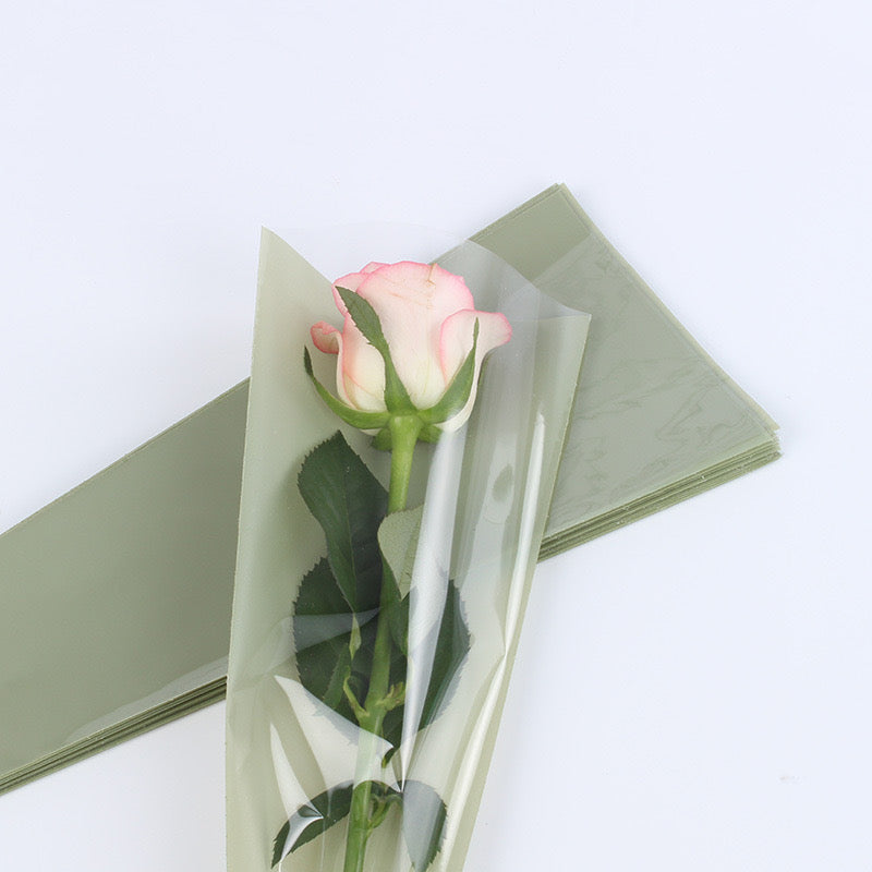 Single Flower Wrapping Package