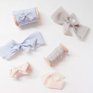 Silk Crepe Ribbon