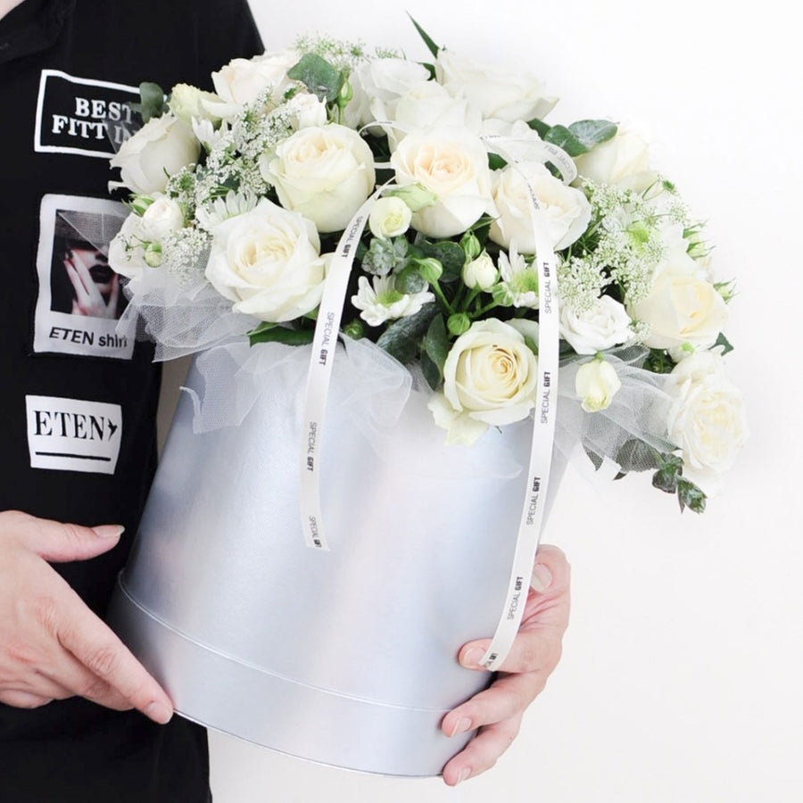 Luxury Flower Bucket