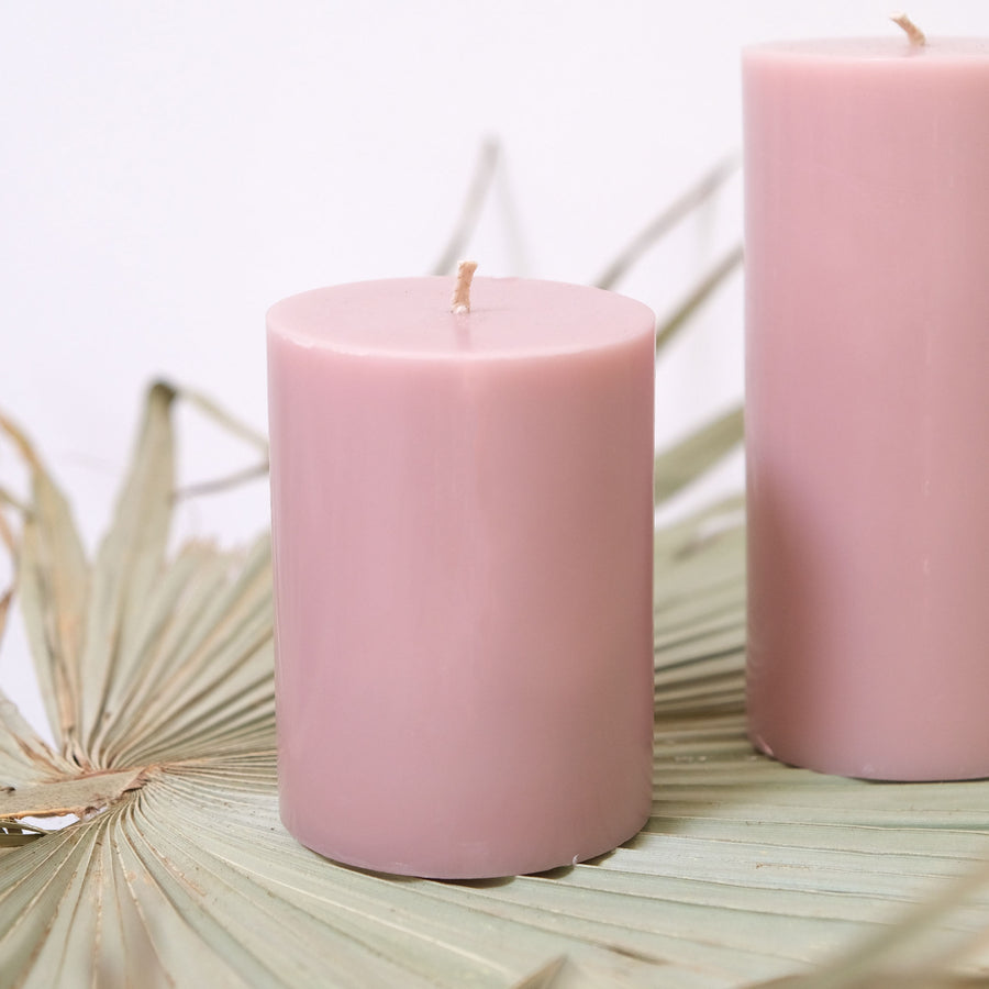 3''x4'' Pillar Candles 9pcs/pack