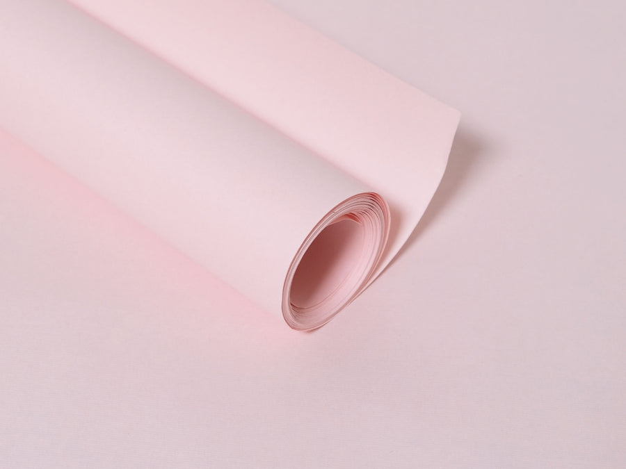 Premium Kraft Flower Wrapping Paper Roll