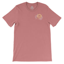 Load image into Gallery viewer, Desert Willow S/S Mauve Tee